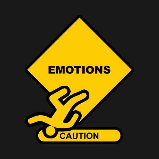 caution emotions